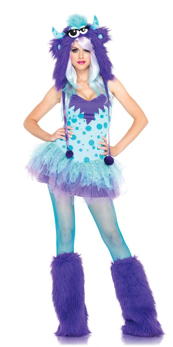 Leg Avenue Costumes Costume Dotty Polka