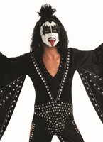 Costume de luxe baiser Gene Simmons Deguisement Kiss