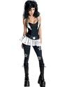 Deguisement Kiss Baiser femmes Costume Starchild
