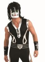 Deluxe baiser le Costume de Catman Deguisement Kiss