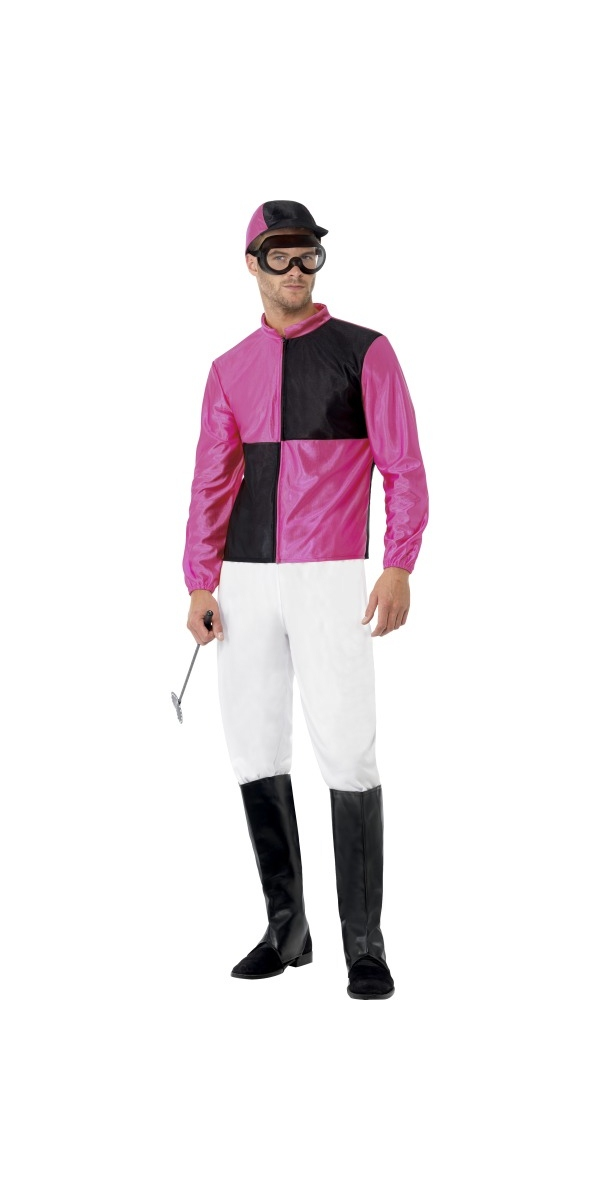 Sportif & Athlete Costume de mens Jockey