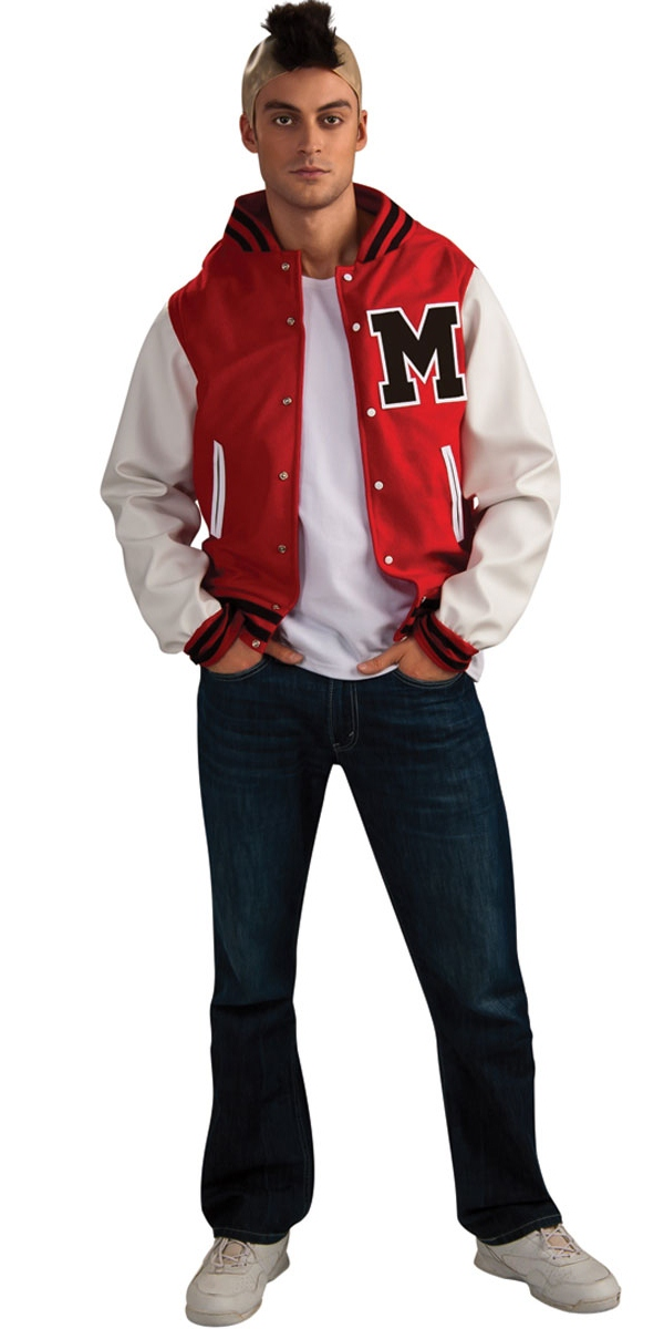 Sportif & Athlete Costume de joueur de Football Glee