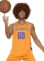 Costume de joueur de basket-ball Lucky Balls Sportif & Athlete