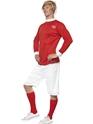 Sportif & Athlete Costume de héros de football 1966