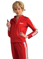 Glee piste rouge costume Costume de Sue Sportif & Athlete
