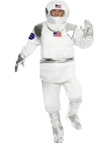 Costume de Spaceman Sportif & Athlete