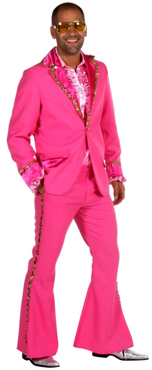 Costumes Cabaret Mens Bling costume Costume rose
