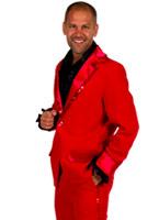 Mens Bling costume Costume rouge Costumes Cabaret
