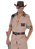 Costume de luxe Crocodile Hunter Célébrité Mortes