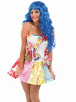 Katy Perry California Girl Costume Artistes Pop & Rock