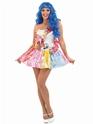 Artistes Pop & Rock Katy Perry California Girl Costume