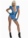 Artistes Pop & Rock Costume de Lady GaGa Poker Face maillot de bain