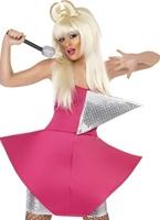 Allée de Lady GaGa Costume Artistes Pop & Rock