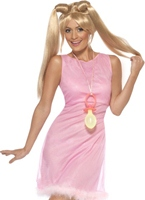 Baby Spice Girl Costume Spice Girl Costume