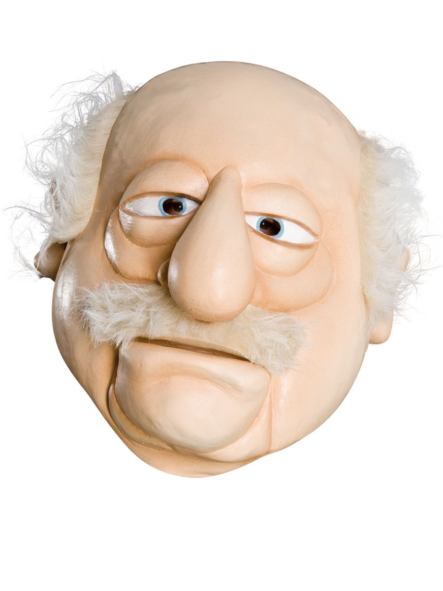 Masque Adulte Muppets Waldorf masque