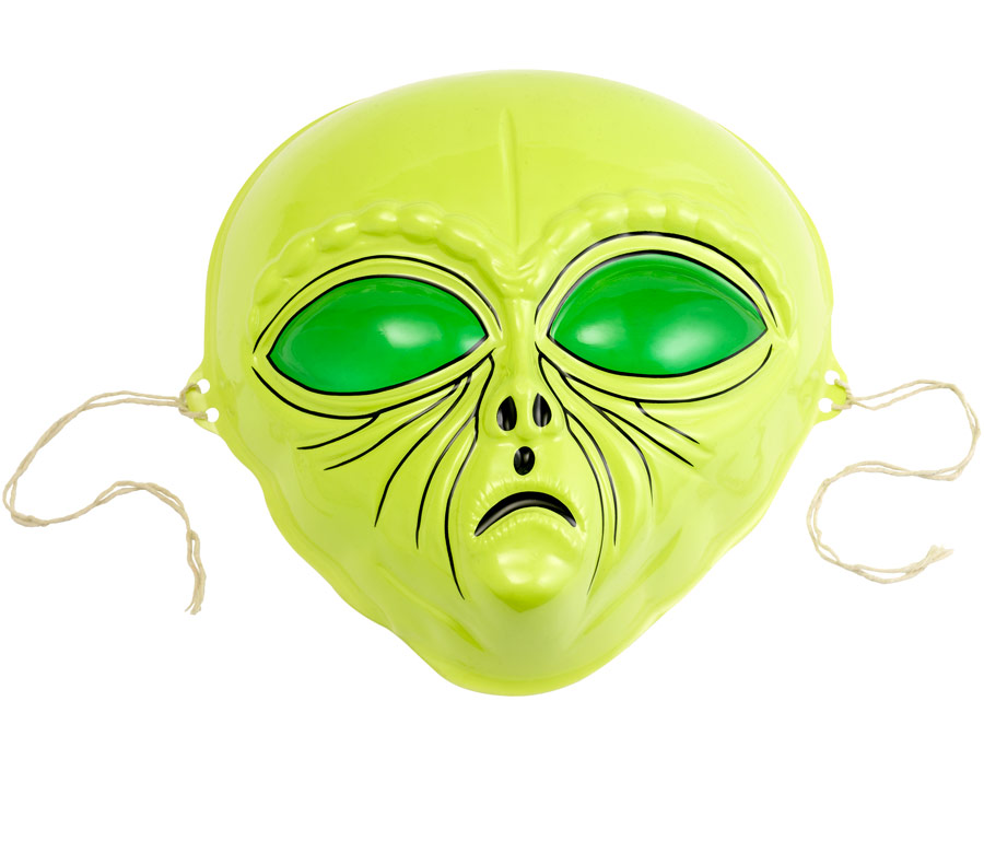 Masque Adulte Alien masque surdimensionné
