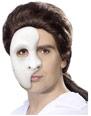 Masque Adulte Demi visage masque fantôme Pvc