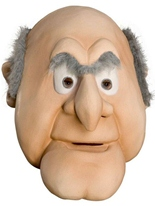 Muppets Statler masque Masque Adulte