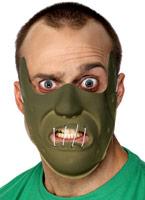 Retenue horreur masque Pvc Masque Adulte