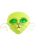 Alien masque surdimensionné Masque Adulte