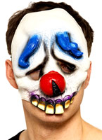 Masque de Clown simplet Masque Adulte