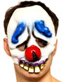 Masque Adulte Masque de Clown simplet