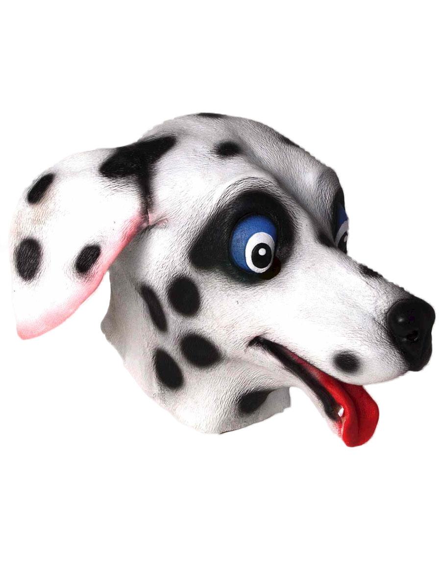 Masque Animaux Masque Dalmatien