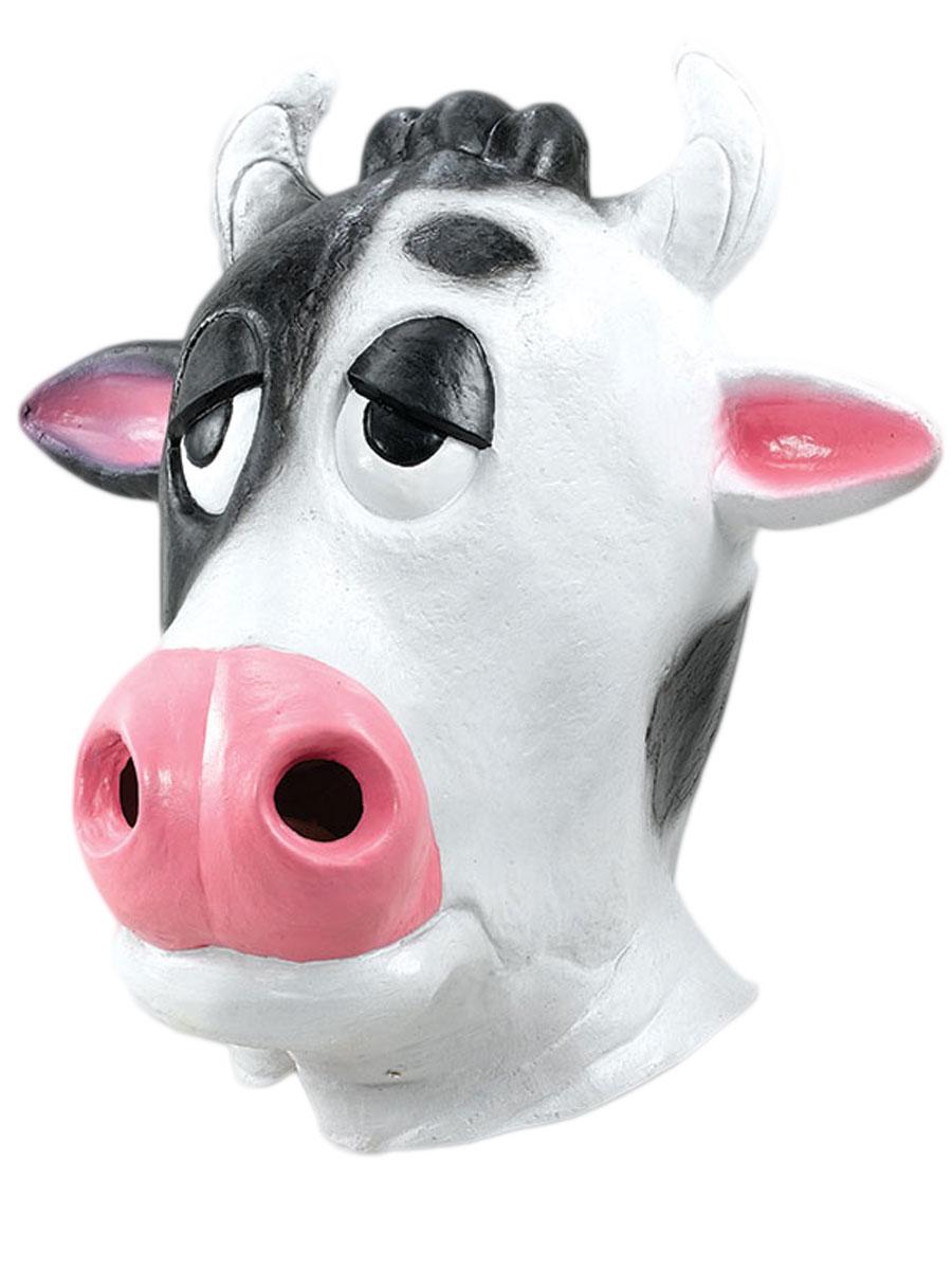 Masque Animaux Masque de vache comique