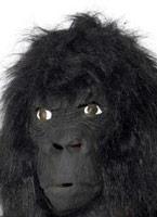 Gorille masque en caoutchouc Masque Animaux