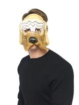 Masque de chien de chasse Masque Animaux