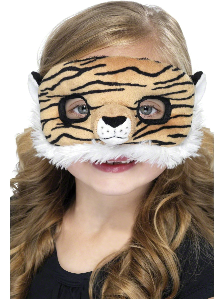 Masque Enfant Childrens Tiger Eyemask