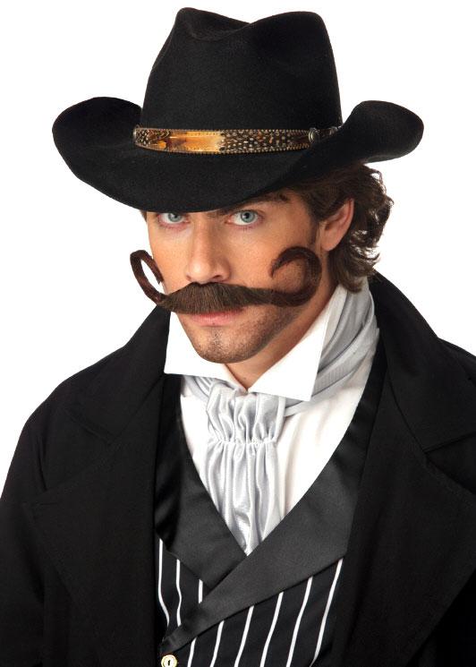 Barbes & Moustache La Moustache de Gunslinger
