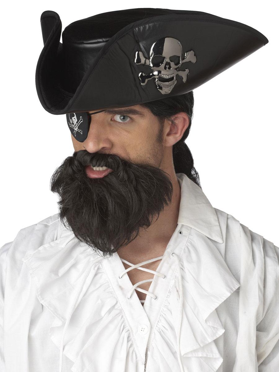 Barbes & Moustache La barbe du capitaine