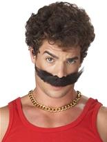 Fuggedaboutit Moustache Barbes & Moustache