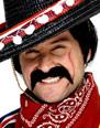Barbes & Moustache Mexicain Tash noir