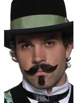 Gambler Ouest Moustache Barbes & Moustache