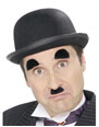 Barbes & Moustache Sourcils et Chaplin Tash jeu noir