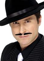 Spiv Tash noir Barbes & Moustache