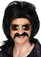 Hippie Tash noir Barbes & Moustache