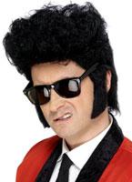 Auto adhésive Teddy Boy pattes noir Barbes & Moustache