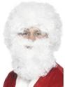 Perruque Pere Noël Santa barbe et perruque Set