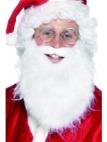 Économie Santa barbe Perruque Pere Noël