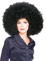 Perruque Super Afro Perruque Afro