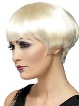 années 1920 Bob perruque Blonde Perruque Années 1920