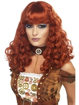 Perruque femme steampunk Perruque Femme Classique