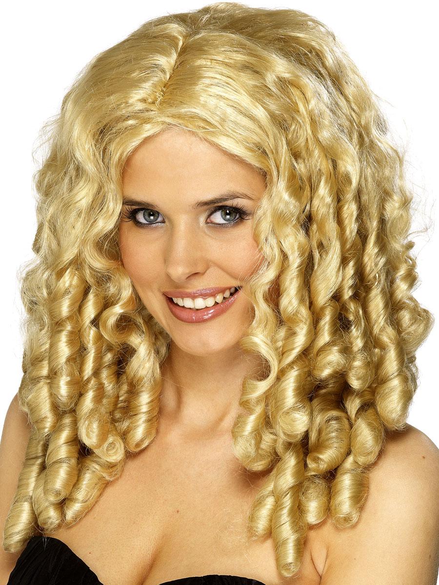 Perruque Film & Série TV Filmstar perruque Blonde