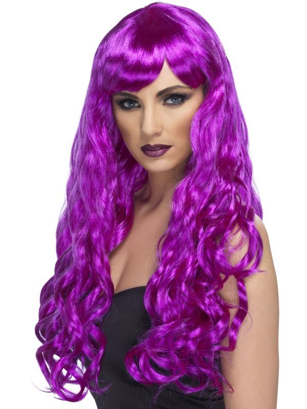 Perruque Glamour Ladies Désir perruque violet