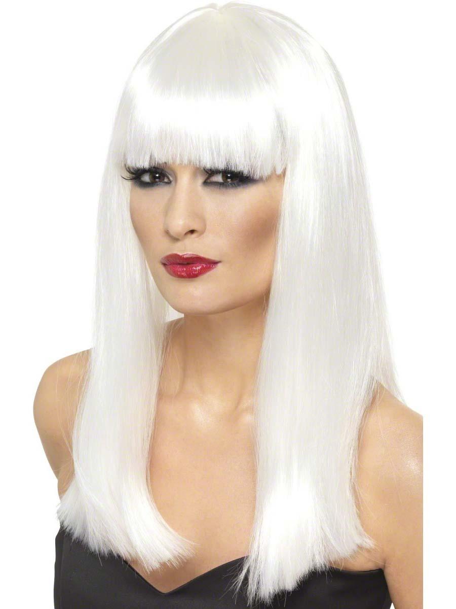 Perruque Glamour Ladies Perruque Glamourama blanc