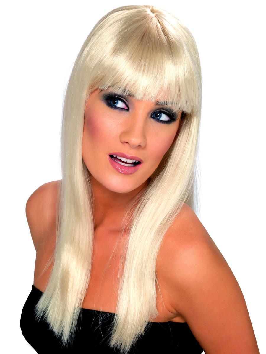 Perruque Glamour Ladies Blonde perruque Glamourama