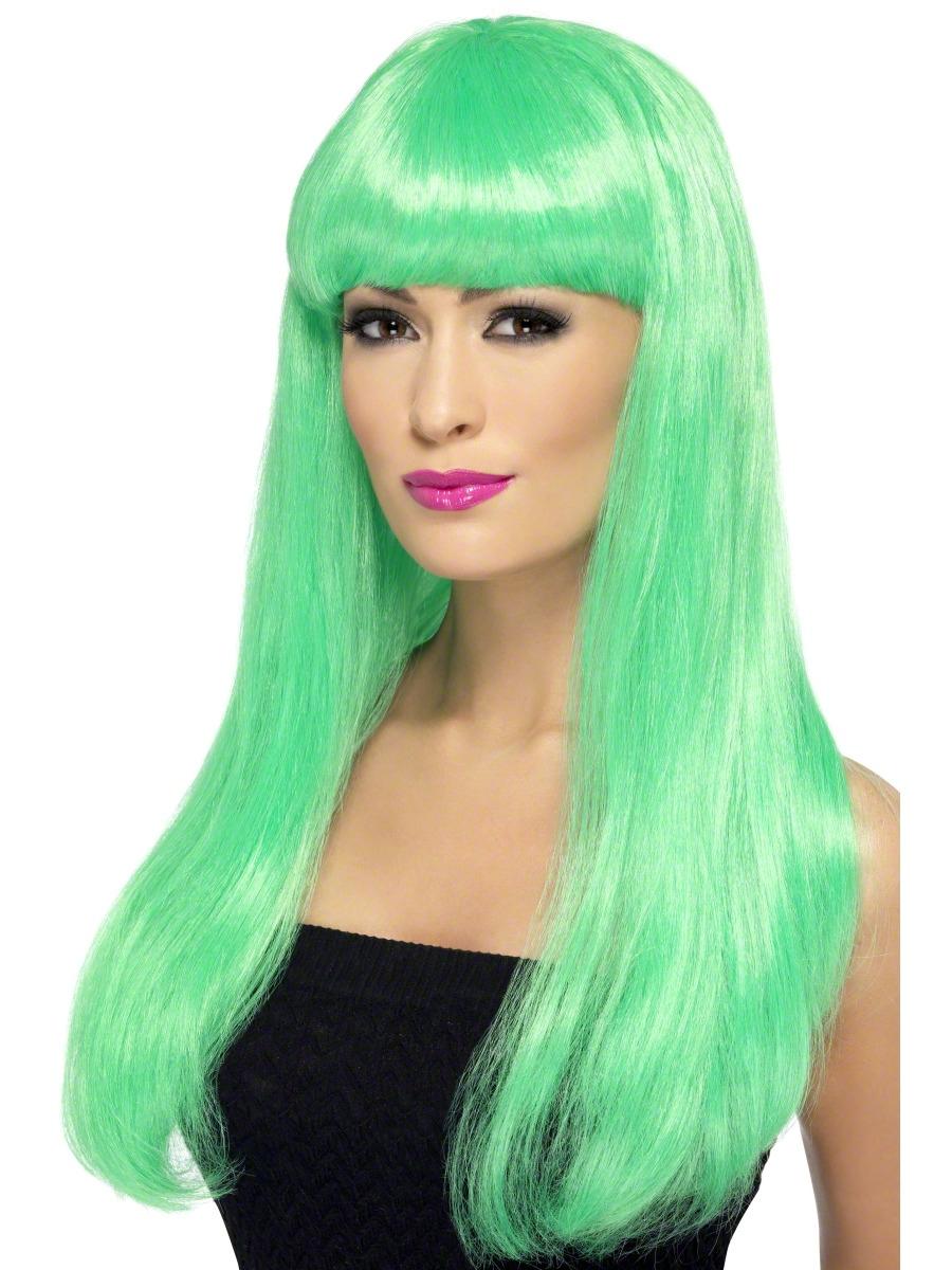 Perruque Glamour Ladies Vert Babelicious perruque